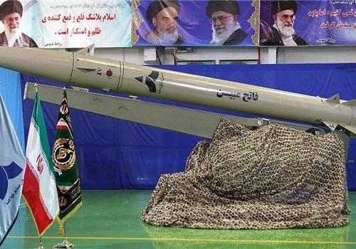 Un nuovo missile anti-portaerei iraniano?