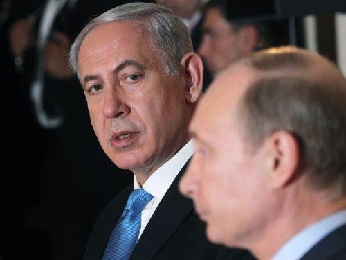 Putin infrange i sogni di Netanyahu