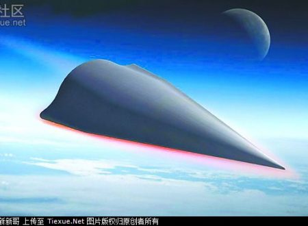 Testato l'Avangard cinese