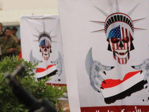 Alleanza criminale tra imperialismo, sionismo e wahhabismo