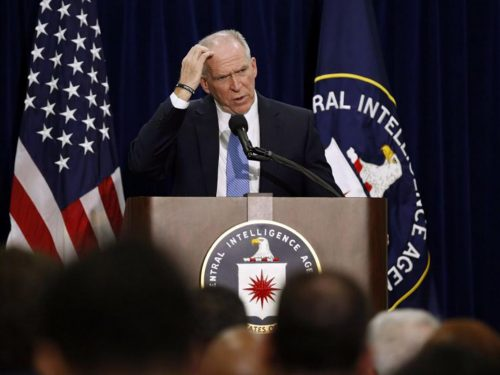 John Brennan contro Trump