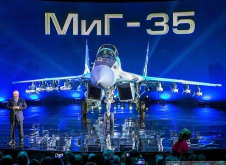 Il MiG-35 entra in servizio in anticipo