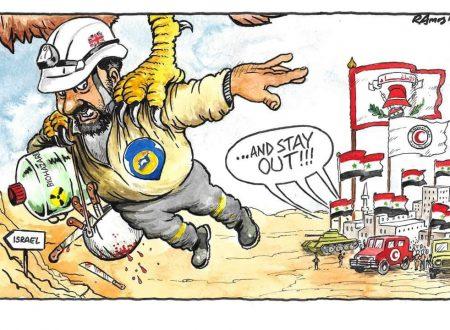 I 'caschi bianchi' hanno commesso crimini contro l'umanità in Siria