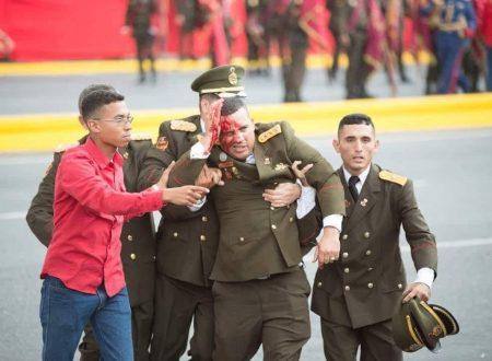 Fallito attentato contro il Presidente Nicolás Maduro