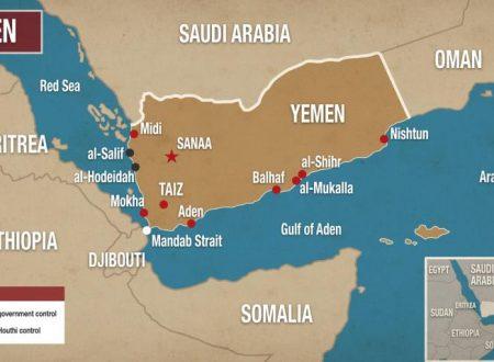 La coalizione saudita rinnova l'attacco allo Yemen