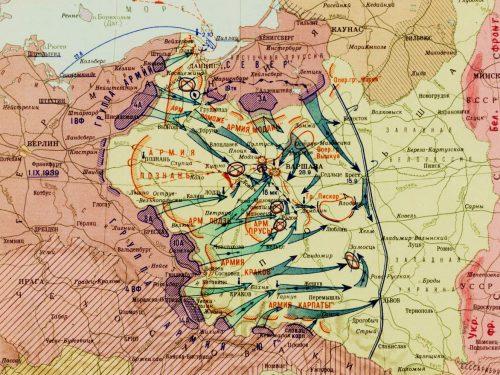 L'Unione Sovietica NON invase la Polonia nel settembre 1939