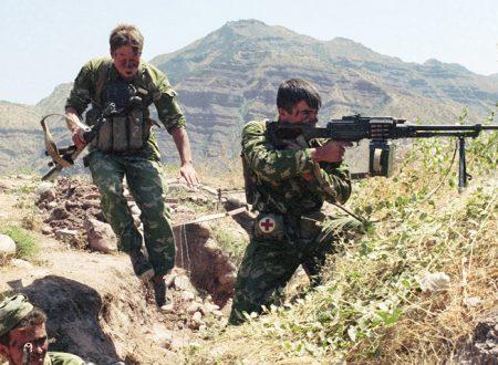 'Martedì Nero': come le guardie di frontiera russe respinsero un attacco dei terroristi nel 1993