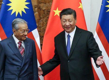 La visita di Mahathir consolida i legami tra Cina e Malaysia