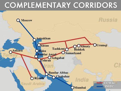 L'India offre alla Cina l'accesso a nord-est con un cambio strategico