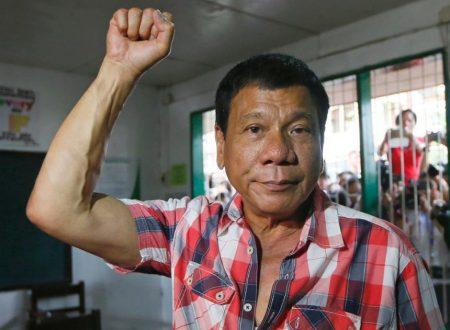 "Duterte rifiuta l'amicizia ""imposta"" dagli Stati Uniti"