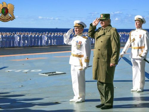 Israele, Libia, Siria: la Russia vista come intermediario solido in Medio Oriente