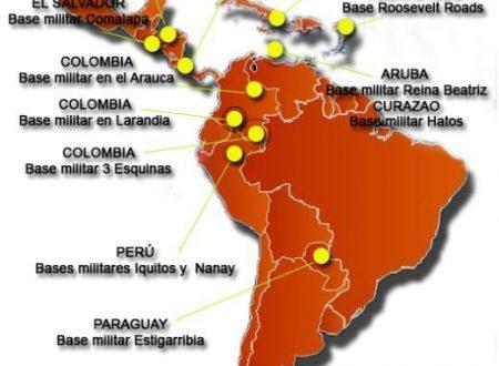 Basi militari USA in America Latina e Caraibi. Il Piano Sud America