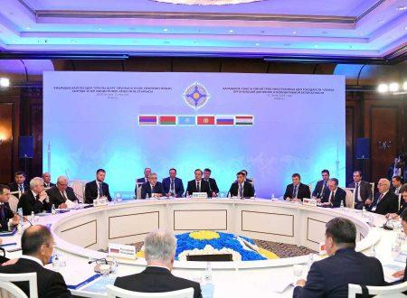 La CSTO si riforma per rifletterne il crescente peso internazionale