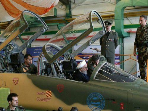 Uno sguardo al nuovo caccia iraniano Kowsar