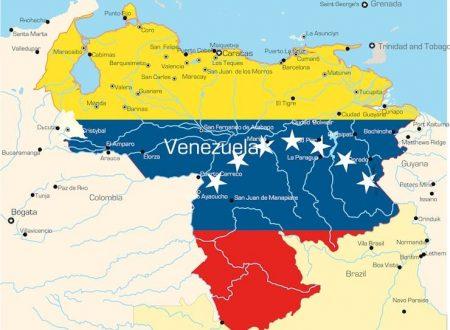 Asse maledetto contro il Venezuela