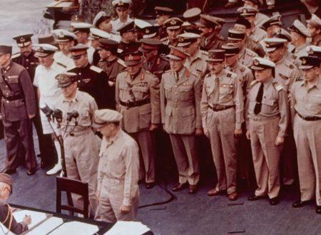 L'Unione Sovietica e la resa del Giappone