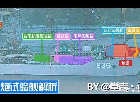 Il nuovo razzo elettromagnetico cinese è più potente dell'artiglieria tradizionale