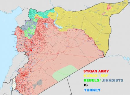 Idlib non sarà mai un'altra Cipro del Nord