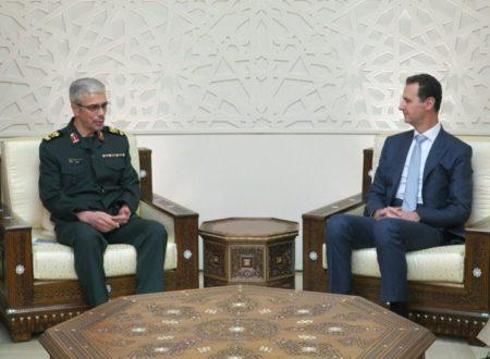 """Le manovre dell'Iran per """"contenere gli Stati Uniti"""" in Siria"""