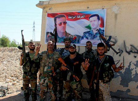 Imboscate in Siria