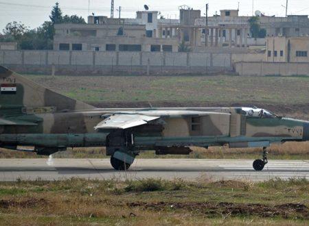 Combattere gli USA attraverso la Siria