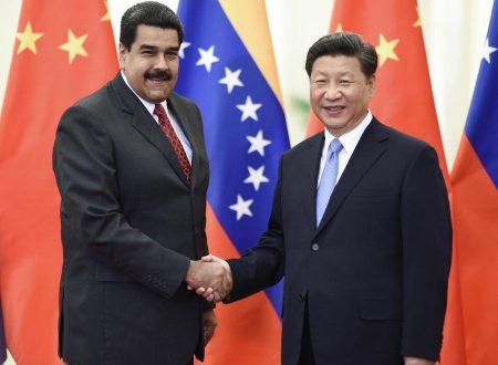 Maduro in Cina: il Venezuela punto di svolta dell'ordine internazionale