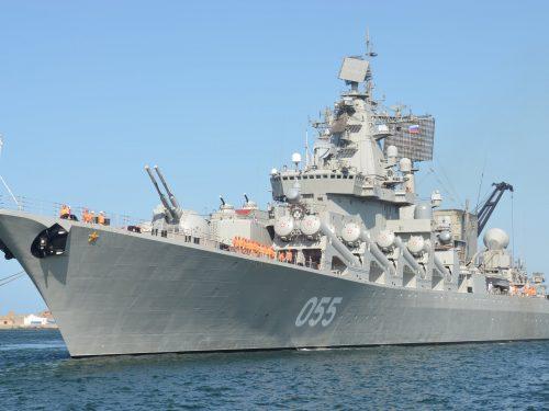 Navi russe nel Mediterraneo