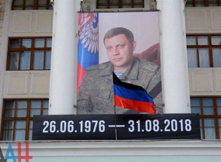 L'assassinio di Zakharchenko presenta una nuova realtà nel Donbas
