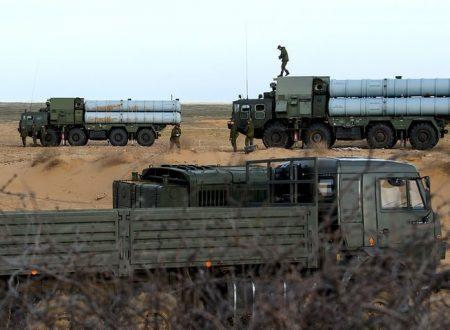 Sionisti, Iljushin Il-20M e risposta russa
