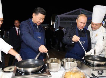 """Putin e Xi contrastano la """"guerra commerciale"""" di Trump"""