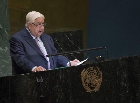 Intervento del Ministro Mualam alla 73esima sessione dell'UNGA