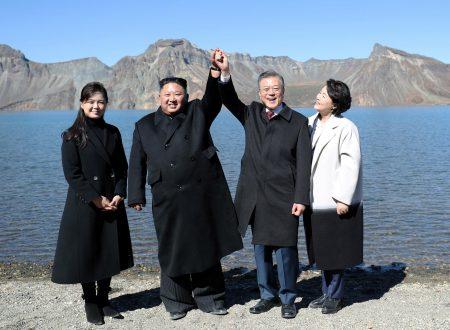Dichiarazione congiunta di Settembre di Pyongyang