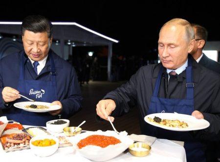 Esiste di fatto l'alleanza tra Cina e Russia
