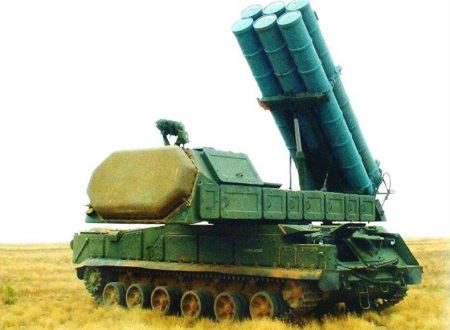 Buk-M3, il nuovo sistema di Difesa Aerea anti-Tomahawk della Russia
