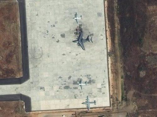 Un attacco pesante alla Siria è possibile?