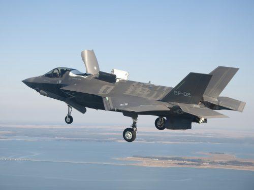 Nella prima missione operativa, l'F-35 si schianta