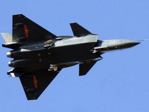 Il J-20 cinese sarà superiore all'F-22