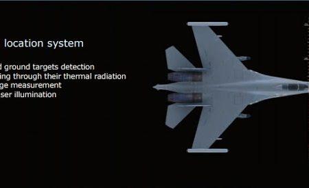 I caccia russi intercettano gli F-22 degli Stati Uniti sulla Siria