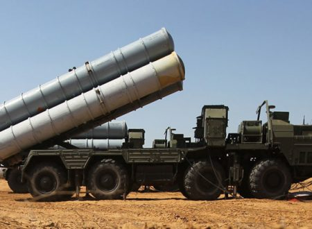 Sul dispiegamento di S-300 in Siria