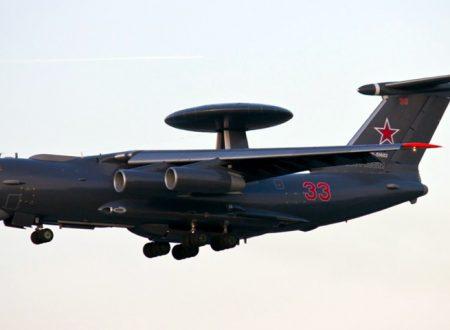 I nuovi AWACS russi spaventano la NATO