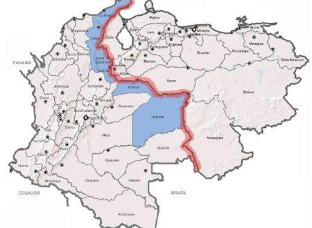 Indizi che la Colombia prepara un'aggressione contro il Venezuela