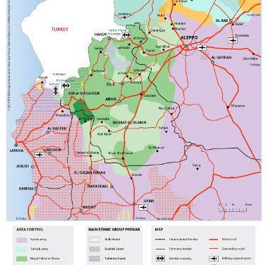 La Turchia ritarda la liberazione di Idlib