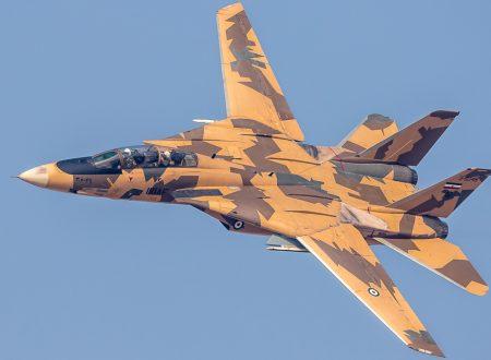 L'Iran rende gli F-14 una potente risorsa della Difesa