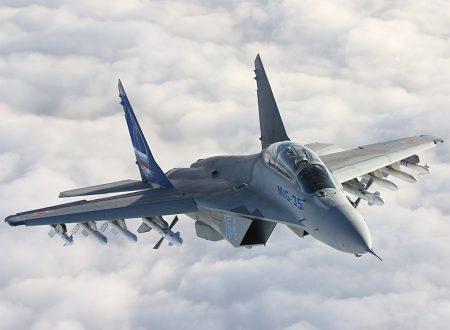 Contratto tra Russia e India per i nuovi caccia MiG-35