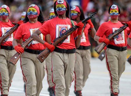 Chi insiste per un conflitto militare tra Colombia e Venezuela?