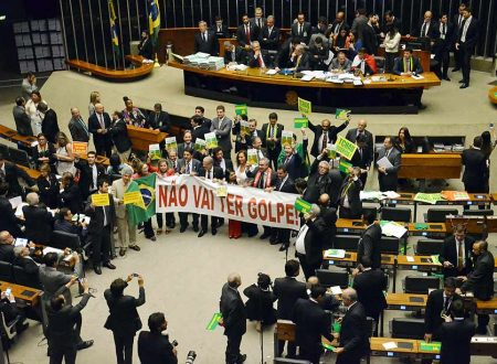 La via al potere del fascista neoliberale brasiliano