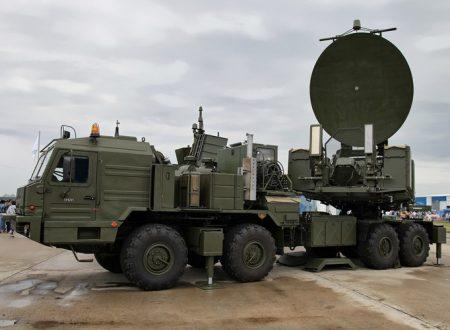 La Russia dispiega il sistema di guerra elettronica Samarkand