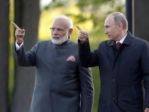 Le relazioni India-Russia vanno ben oltre gli accordi sulla difesa