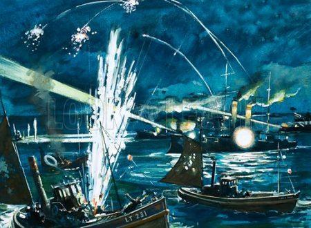"""Come la """"flotta di pazzi"""" russa quasi scatenò la guerra con la Gran Bretagna"""