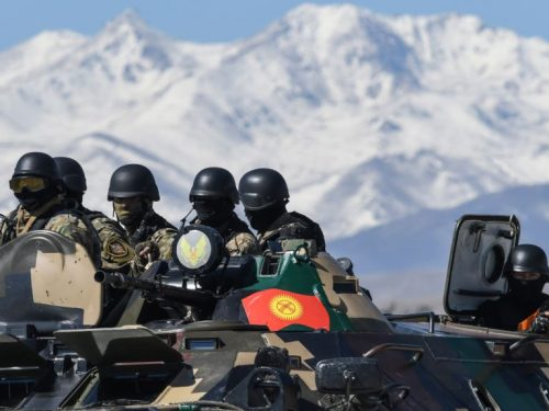 Comunità degli Stati Indipendenti: contrastare il terrorismo